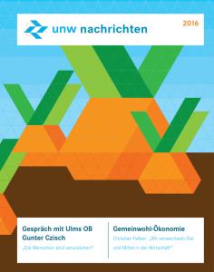 unw-Nachrichten 2016 - Heft 24