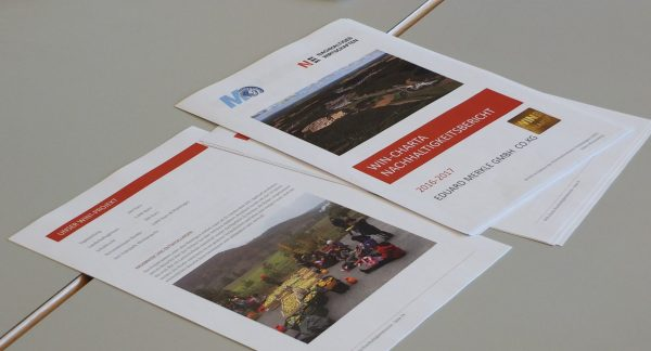 Der WIN-Charta-Bericht der Eduard Merkle GmbH+Co.KG