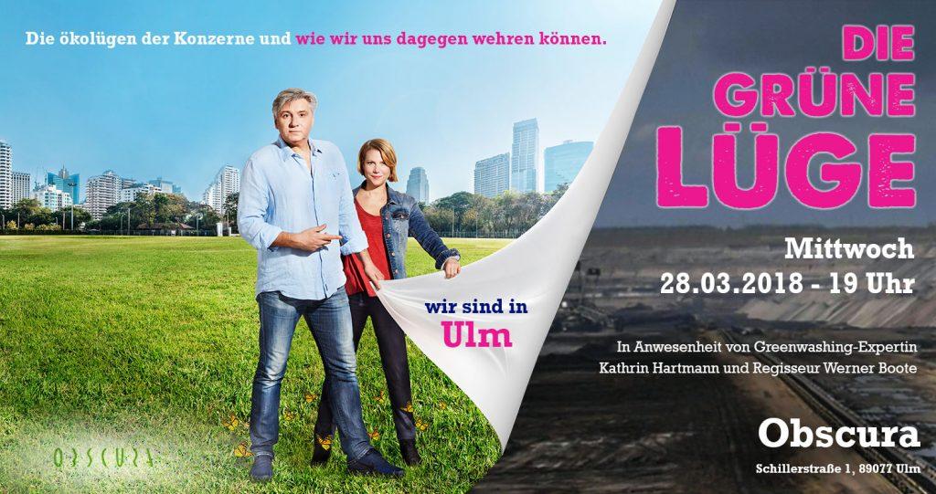 Film Grüne Lüge mit Regisseur im Roxy Ulm
