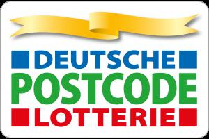 Logo der Deutschen Postcode Lotterie