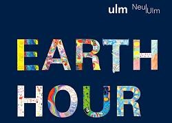 Logo Earth Hour Ulm / Neu-Ulm