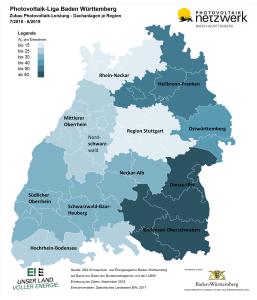 Photovoltaik-Liga Baden-Württemberg